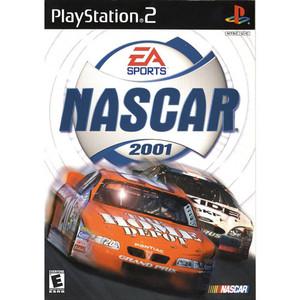 Nascar 2001 - PS2 Game