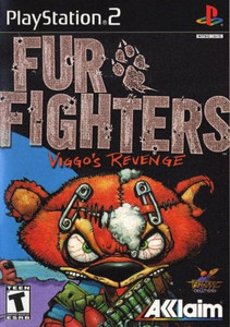 Fur Fighters Viggos Revenge - PS2 Game