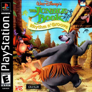 New Sealed Jungle Book Rhythm n' Groove - PS1 Game