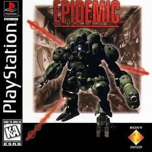 Epidemic - PS1 Game