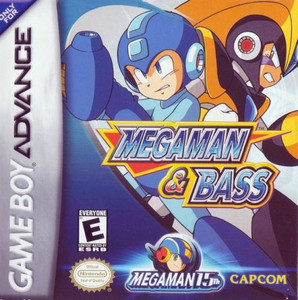 Mega Man and Bass - Game Boy Advance Game