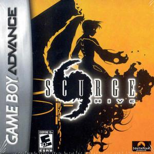 Scurge Hive - Game Boy Advance Game
