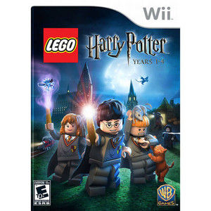 Lego Harry Potter Years 1-4 - Wii Game