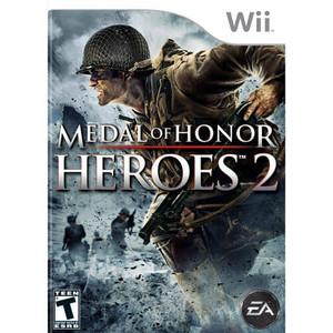 Medal of Honor Heroes 2 - Wii Game
