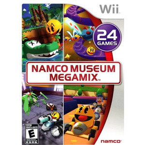 Namco Museum Megamix - Wii Game