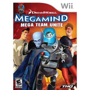 Megamind Mega Team Unite - Wii Game