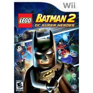 Lego Batman 2 DC Super Heroes - Wii Game