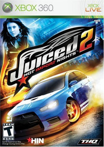 Juiced 2 Hot Import Nights - Xbox 360 Game