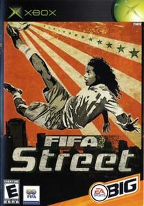 FIFA Street - Xbox Game