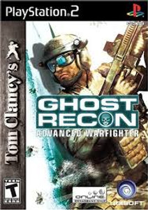 Ghost Recon: Advanced War Fighter - PS2 Game