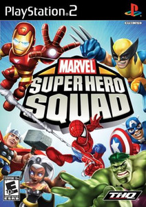 Marvel Super Hero Squad - PS2 Game