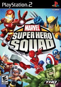 Marvel Super Hero Squad - PS2 Game
