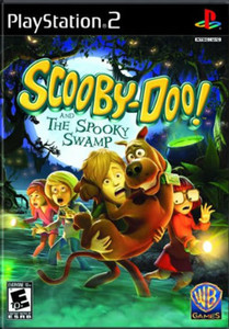 Scooby-Doo! and the Spooky Swamp - PS2 Game