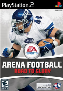 Arena Football Road to Glory - PS2 Game