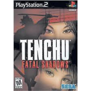 Tenchu Fatal Shadows - PS2 Game