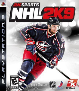NHL 2K9 - PS3 Game
