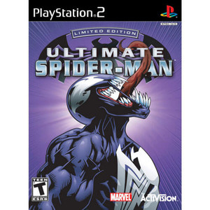 Ultimate Spider-Man Limited Edition - PS2 Game