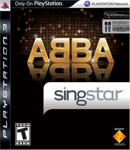 SingStar ABBA - PS3 Game