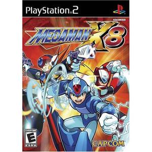 Megaman X8 - PS2 Game