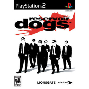 Reservoir Dogs - PS2 Game