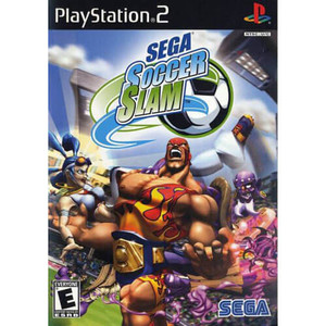 Sega Soccer Slam - PS2 Game