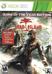 Dead Island Game of the Year Edition - Xbox 360 Game