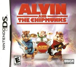Alvin & The Chipmunks - DS Game