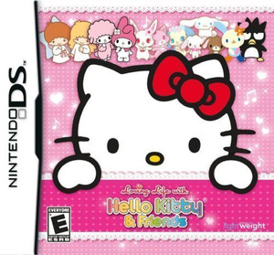 Hello Kitty & Friends - DS Game