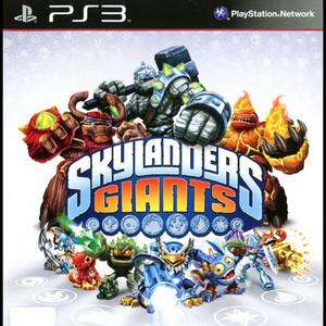 Skylanders Giants - PS3 Game