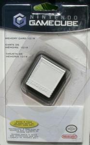 New Sealed Original Nintendo GameCube Memory Card 1019