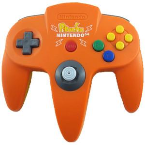 Original Controller Pokemon Orange - Nintendo 64