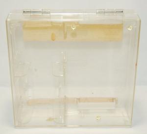 Original Game Boy Clear Plastic System Case - Game Boy
