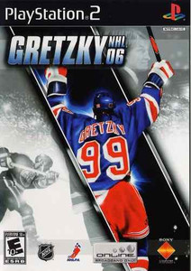 Gretzky NHL 2006 - PS2 Game