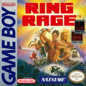 Ring Rage - Game Boy Game