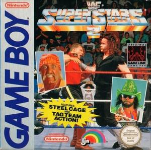 WWF Superstars 2 - Game Boy Game