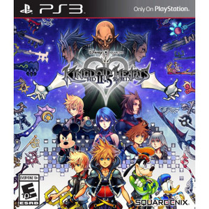 Kingdom  Hearts HD 2.5 Remix - PS3 Game