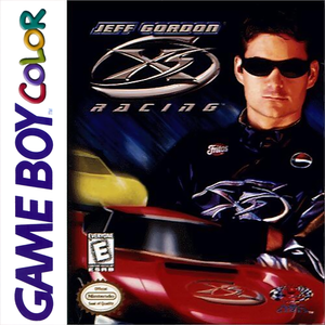 Jeff Gordon XS Racing - Game Boy Color