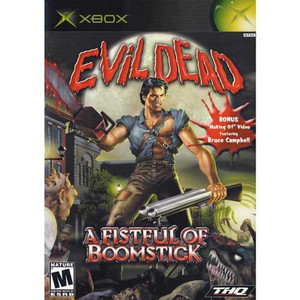 Evil Dead Fistful of Boomstick - Xbox Game