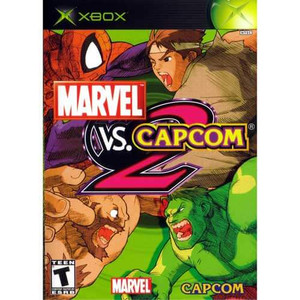 Marvel Vs. Capcom 2 - Xbox Game