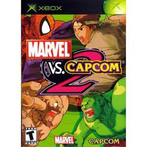 Marvel Vs. Capcom 2 - Xbox Game