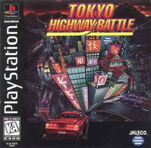 Tokyo Highway Battle - PS1 Game