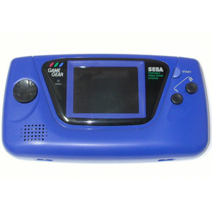 Game Gear Handheld System Blue - Original Sega Game Gear