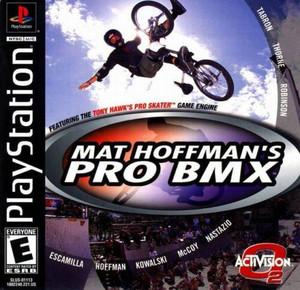 Mat Hoffman's Pro BMX - PS1 Game