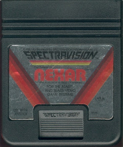 Challenge of Nexar - Atari 2600 Game