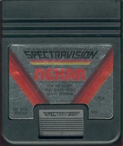 Challenge of Nexar - Atari 2600 Game