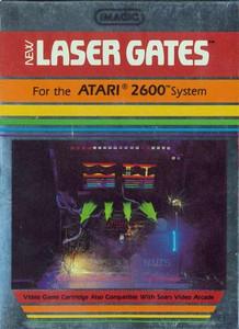 Laser Gates - Atari 2600 Game