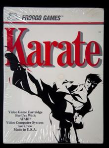Karate - Atari 2600 Game