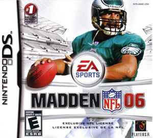 Madden 06 - DS Game