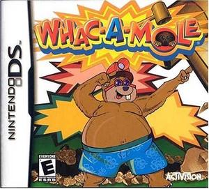 Whac-A-Mole - DS Game