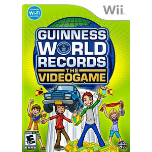 Guinness World Records The Video Game - Wii Game